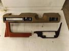 Dashpads / Glove Box / Instrument Bezels