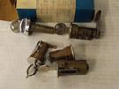 Lock Cylinder and Keys