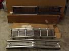 Radiator Grille / Mouldings / Head Lamp Bezels