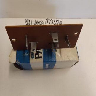 Relays and Resistors