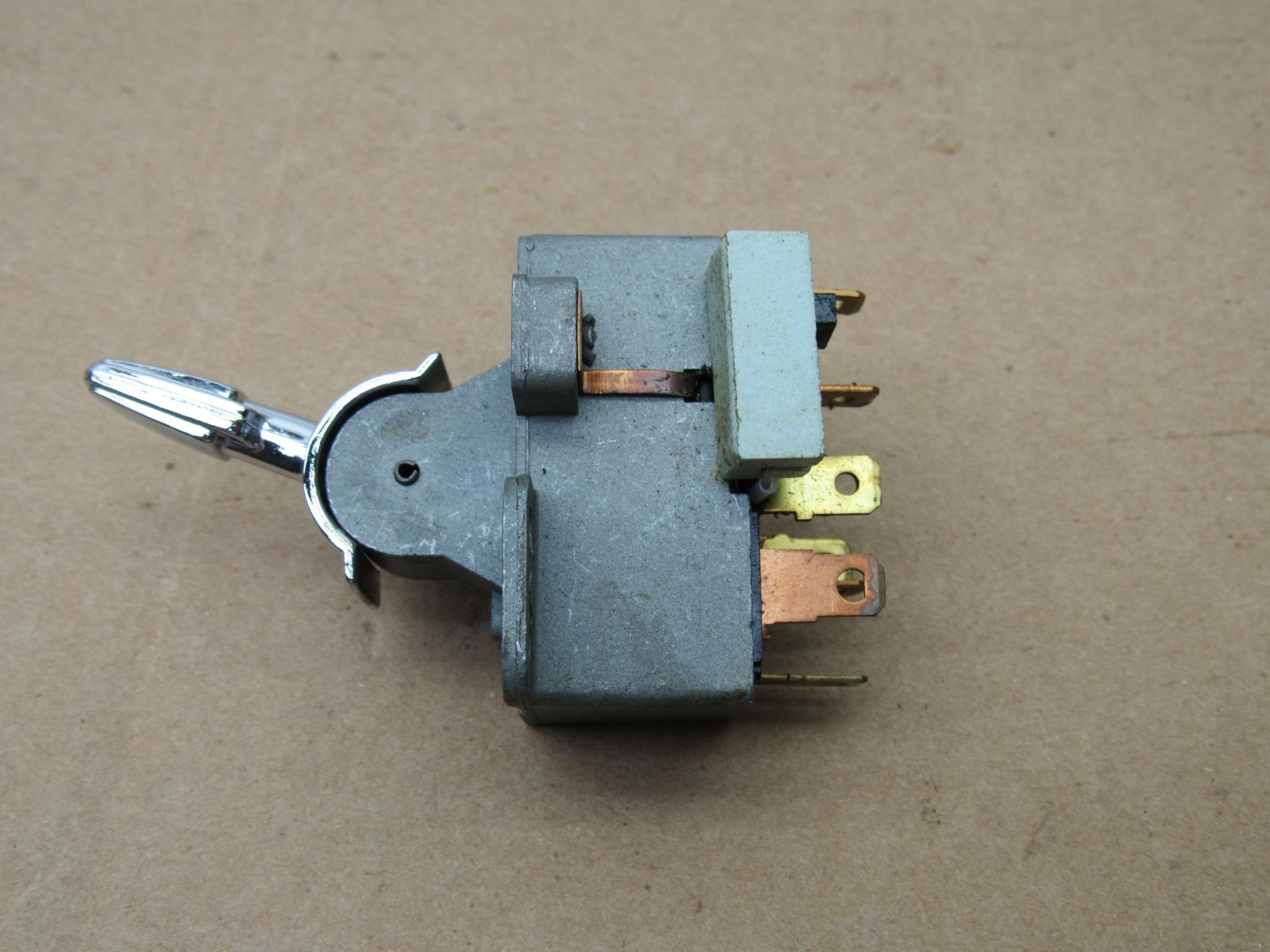 NOS 1968 Plymouth Fury 3 spd wiper switch # 2864186